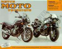 XJ 600 S Diversion (1992 à   98)XJ 600 N (1994 et 98)